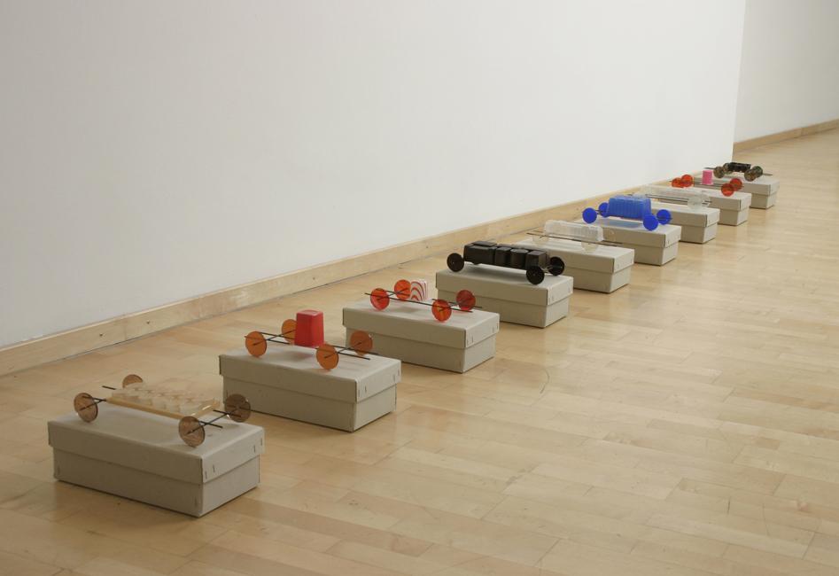 13a,-IdeenTransporter-Installation-,Raum-fuer-Kunst-Aachen-2004-