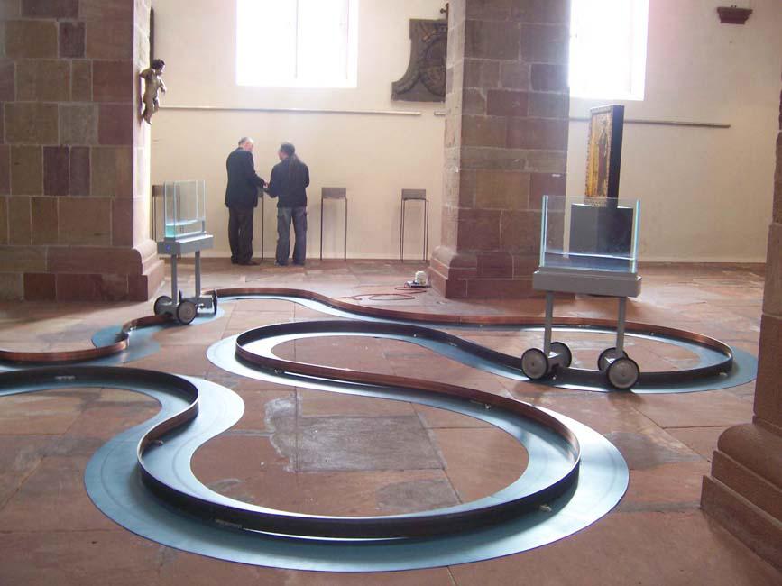 2A,-ElektroFlux,-Kunstverein-Worms,-2006