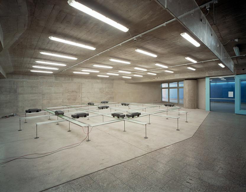 3B,-Verkehrsinseln,-Maximiliansforum-Muenchen-2002