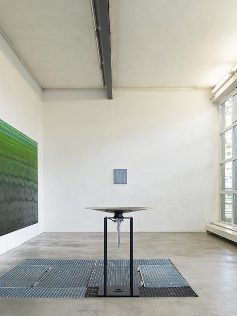 Zahlen Pumpen, Kunstverein Pumpwerk Siegburg, 2014_1